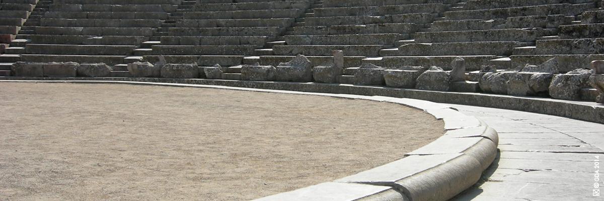 Coaching Théâtre Epidaure Grèce