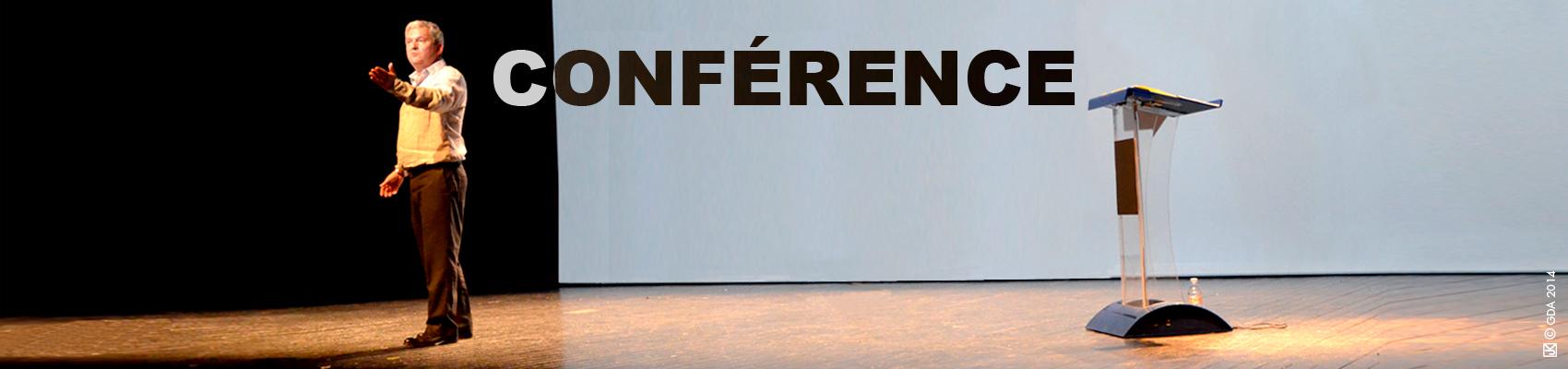 Conférences Scapin Art Oratoire