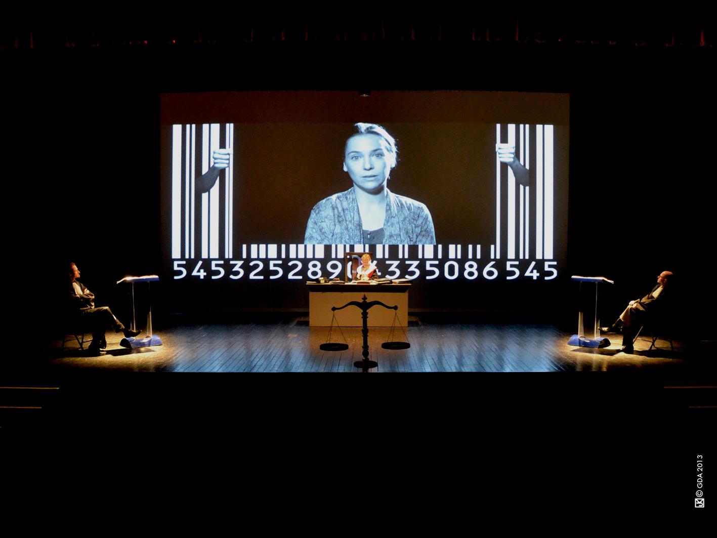 Théâtre en entreprise les RPS 1