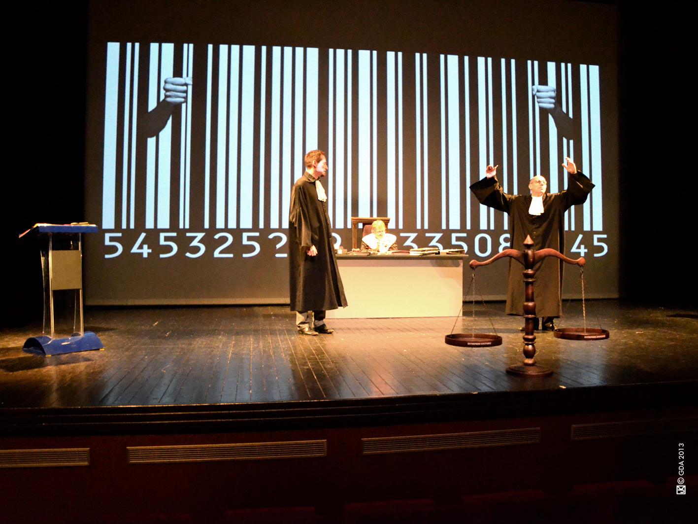 Théâtre en entreprise les RPS 10