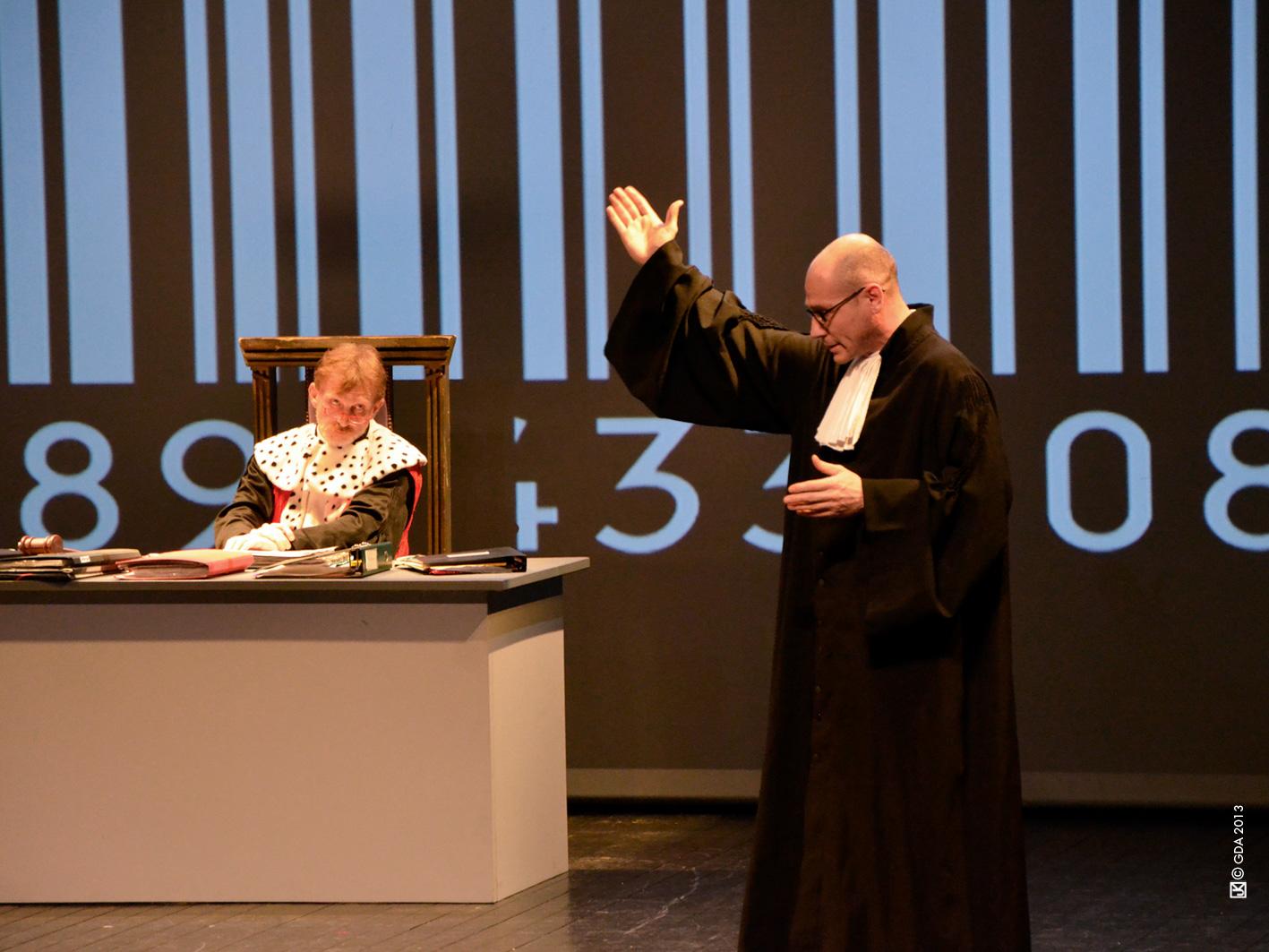 Théâtre en entreprise les RPS 2