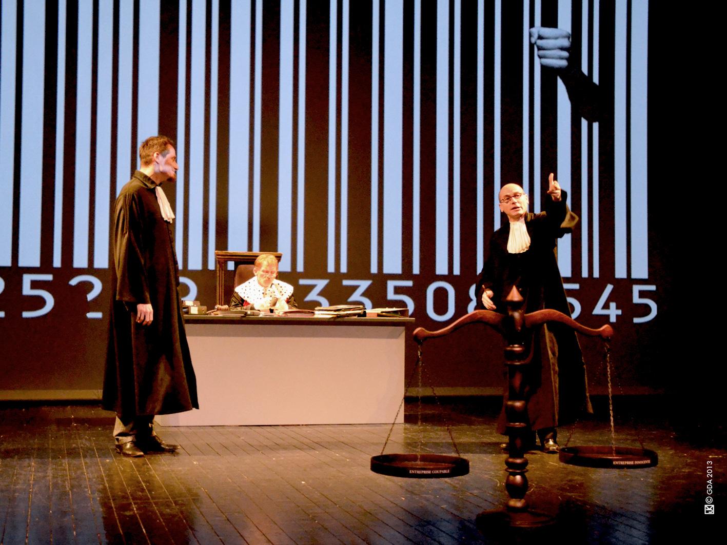 Théâtre en entreprise les RPS 5