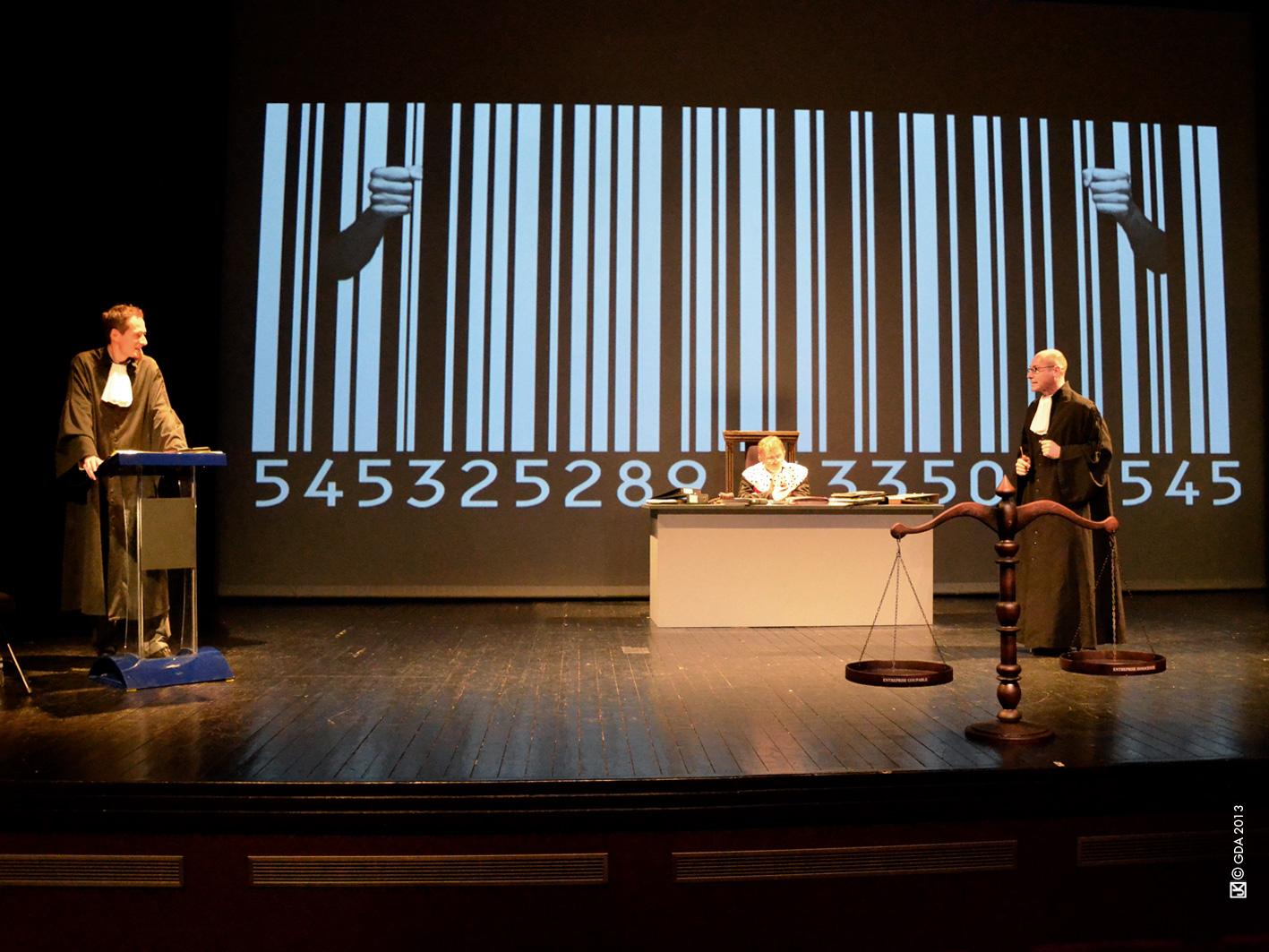 Théâtre en entreprise les RPS 6