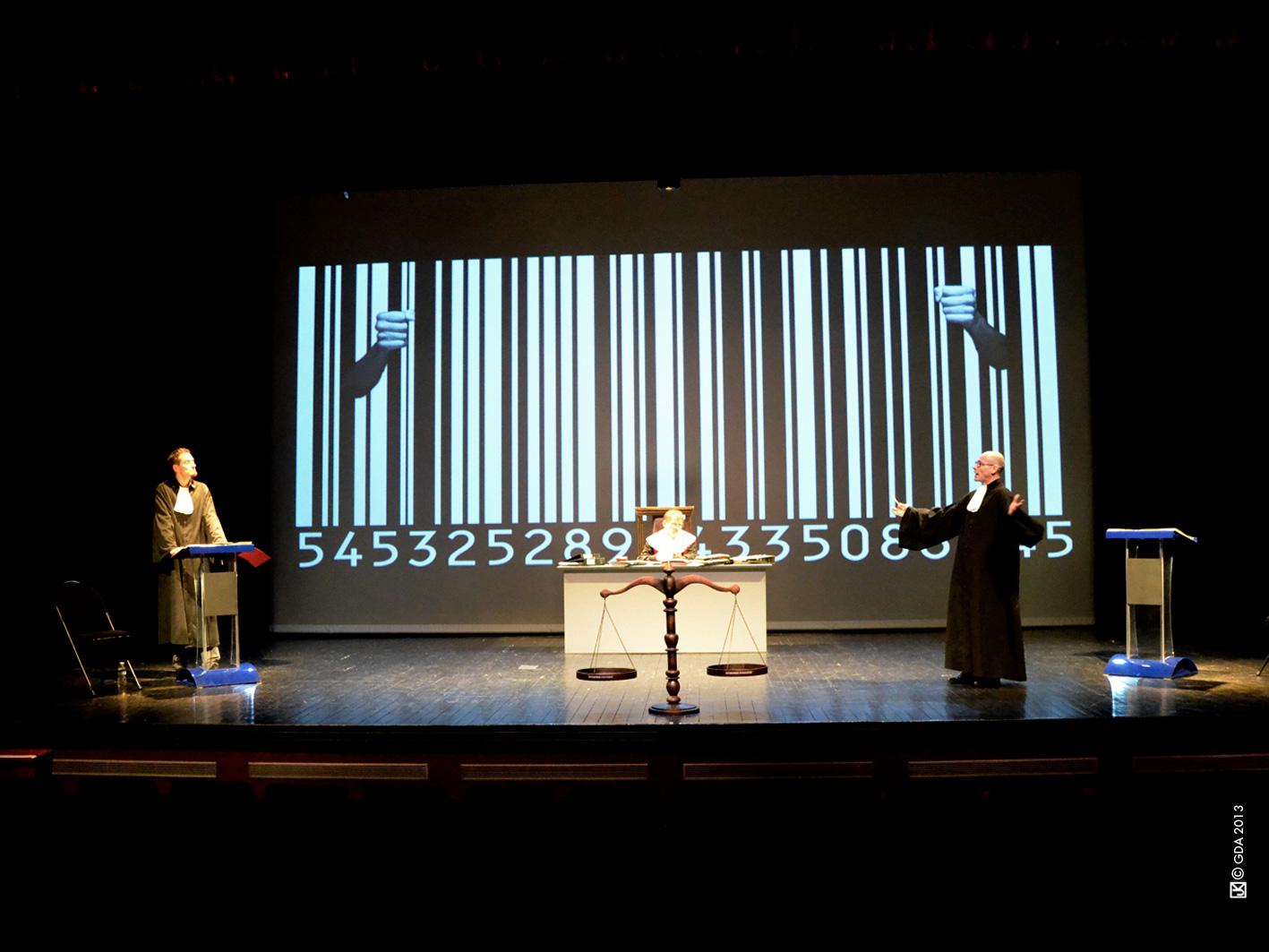 Théâtre en entreprise les RPS 9